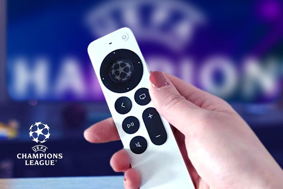 Jadwal Live Streaming Liga Champions