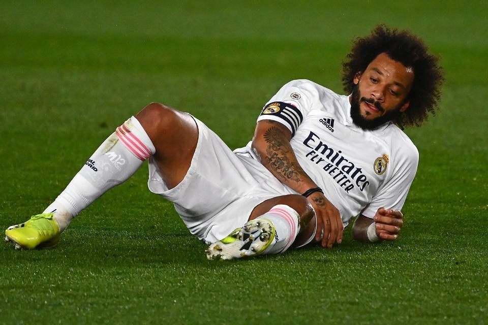 Kontra Inter, Madrid Masih Belum Bisa Andalkan Fullback Veterannya