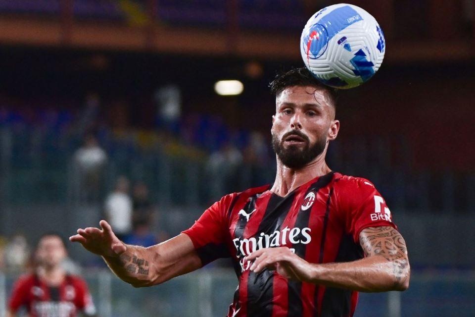 Legenda Milan Sanjung Kehadiran Olivier Giroud