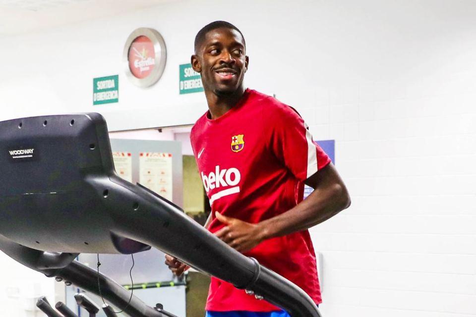 Harapan Besar Barcelona Kepada Dembele, Apa Itu?