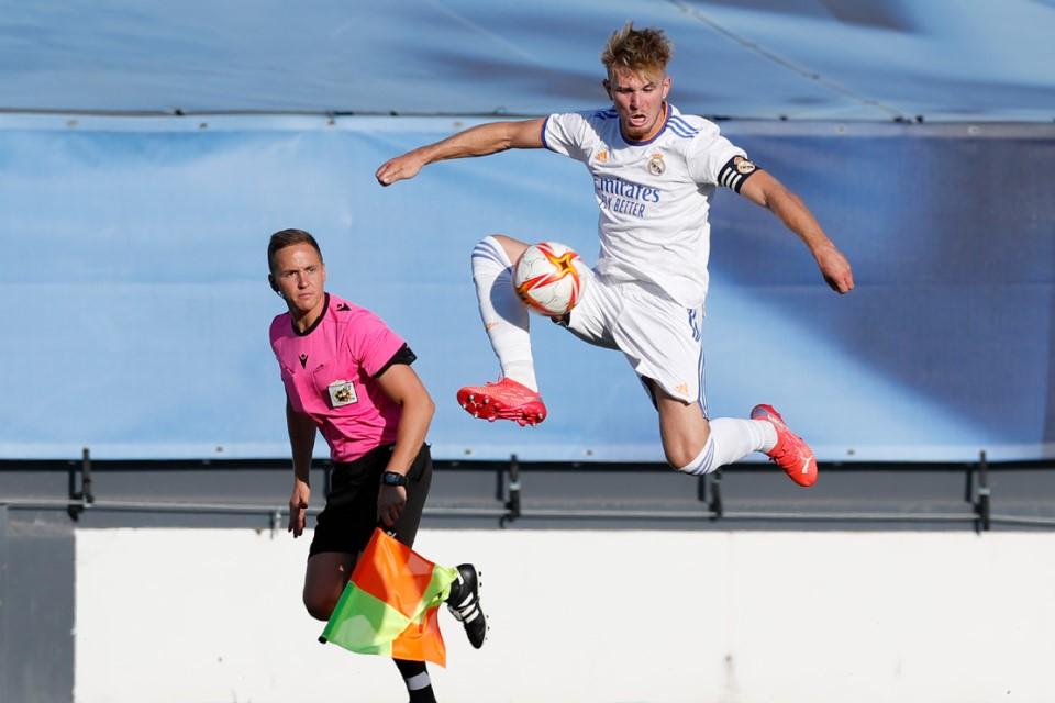 Kontra Mallorca, Wonderkid Baru Real Madrid Siap Tampil?