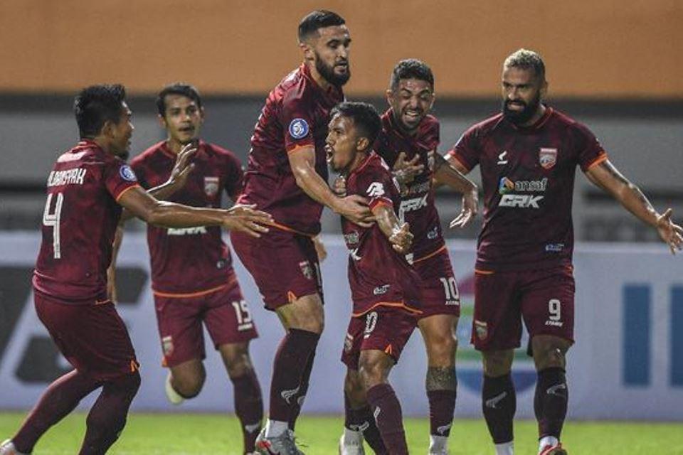 Nama Besar Bali United jadi Motivasi Borneo Curi Poin