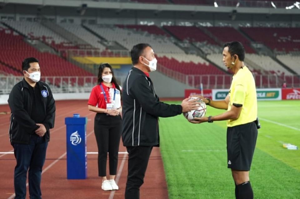 PSSI Berharap Kinerja Wasit Liga 1 Lebih Baik Usai Penyegaran
