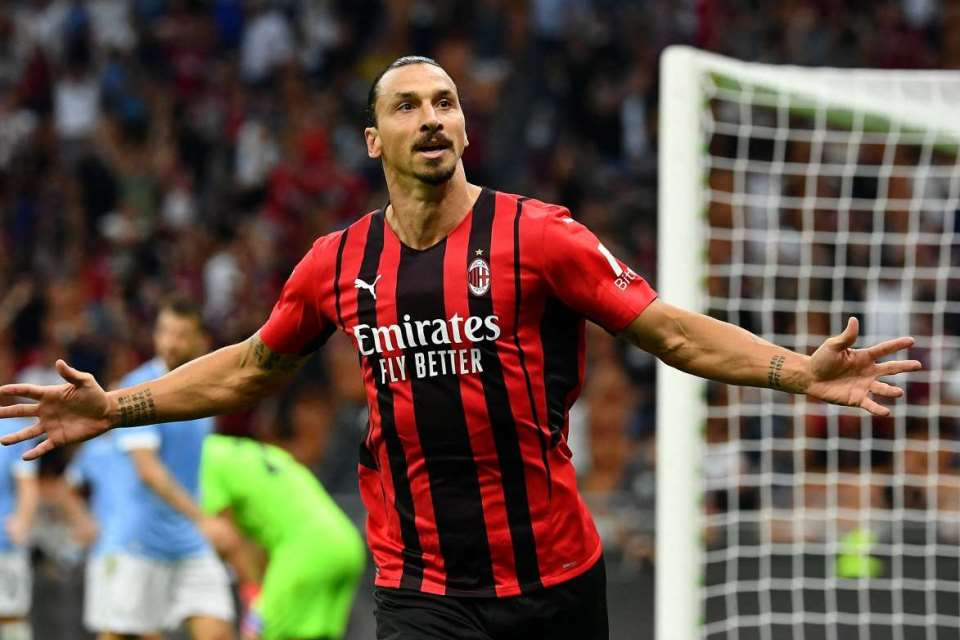 Kontra Liverpool, Ibrahimovic Dipastikan Absen