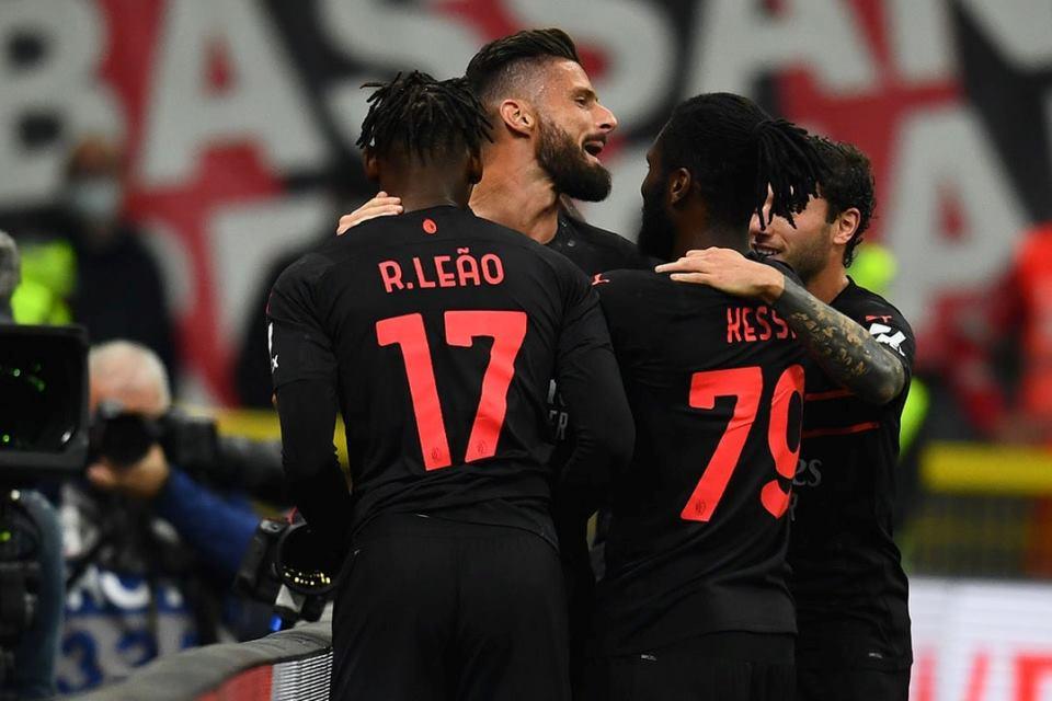 Mantap! AC Milan Catatkan Start Terbaiknya Sejak 1954