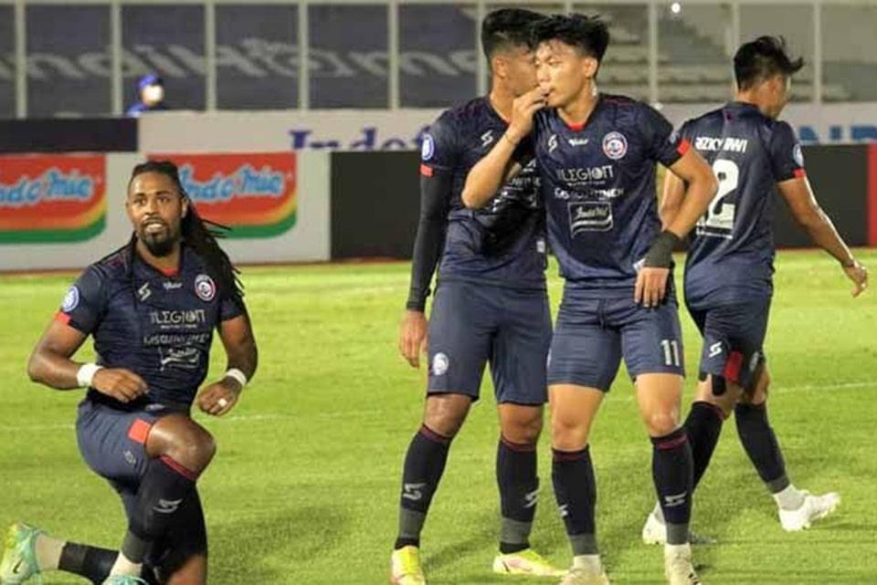 Asisten Manajer Sebut Arema FC Sudah Siap Mental Tatap Seri kedua