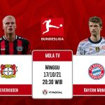 Bayer Leverkusen vs Bayern Munich: Prediksi Pertandingan dan Link Live Streaming