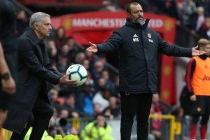 Beda Jose Mourinho dan Nuno Espirito di Mata Pemain Spurs