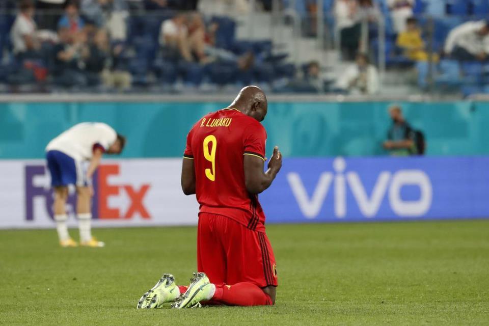 Belgia Kalah, Lukaku Memang Tak Pernah Menang di Markas Juventus