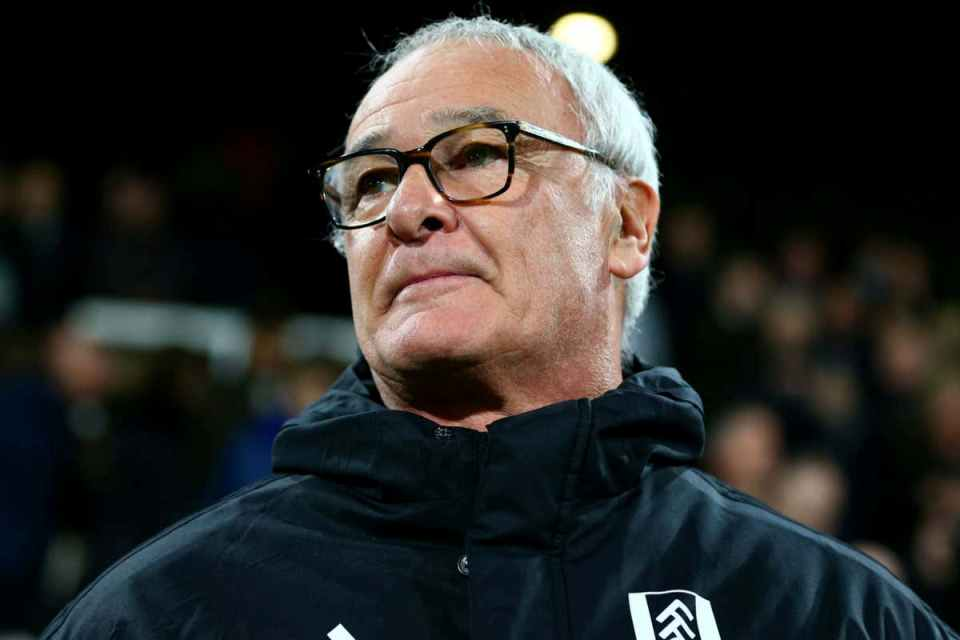 Belum Mau Pensiun, Ranieri Ingin Jadi Manajer Tertua di Liga Inggris
