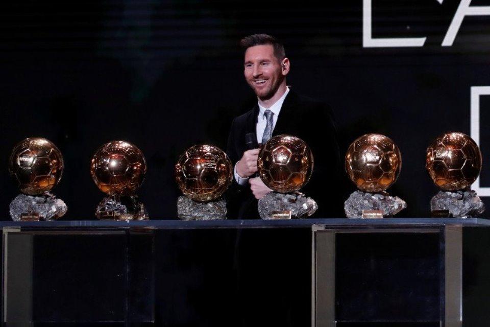 Berikut ke-30 Nama Kandidat Peraih Ballon d'Or Edisi 2021