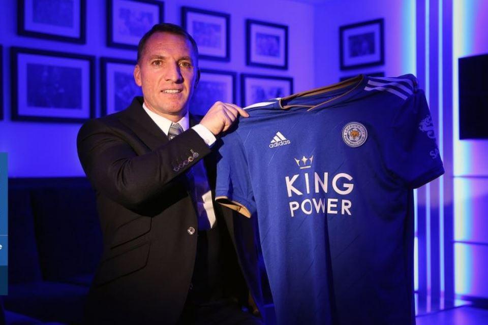 Betah di Leicester, Brendan Rodger Ogah Tangani Man United