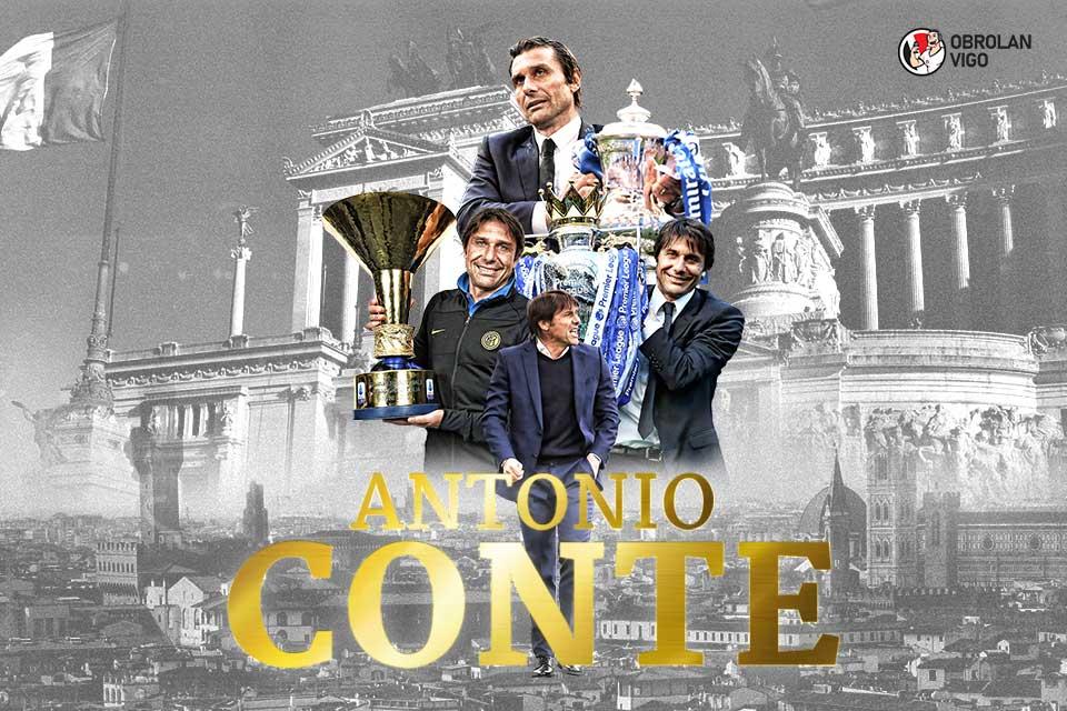 Obrolan Vigo: Antonio Conte hanya Butuh Ruang untuk Sukses