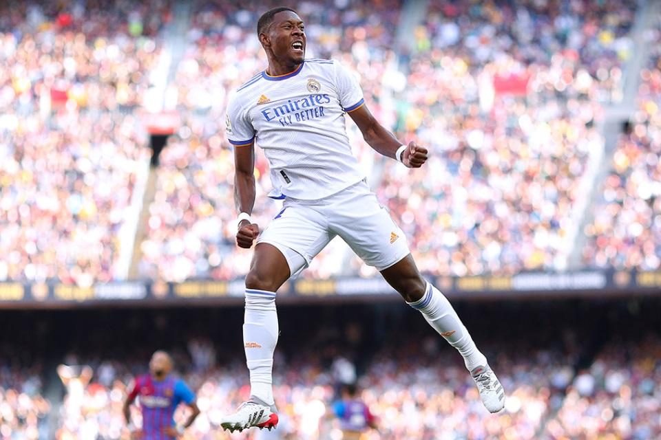 David Alaba, Penerus Sempurna Nomor 4 di Real Madrid Usai Sergio Ramos