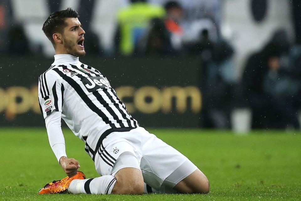 Di Akhir Musim, Juventus Berencana Permanenkan Status Alvaro Morata
