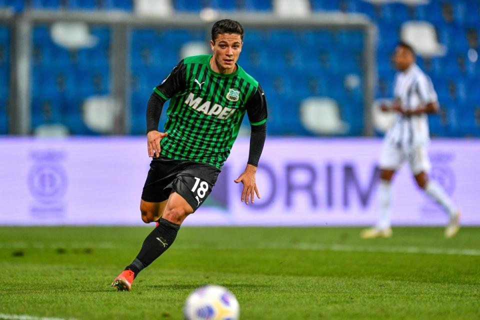 Diminati Man United dan Inter, Presiden Sassuolo: Raspadori Tidak Dijual