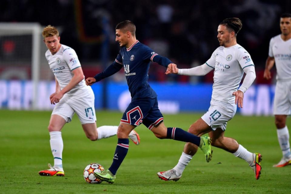 Dipuji Guardiola, Verratti: Dia Paham Pemain Yang Bagus