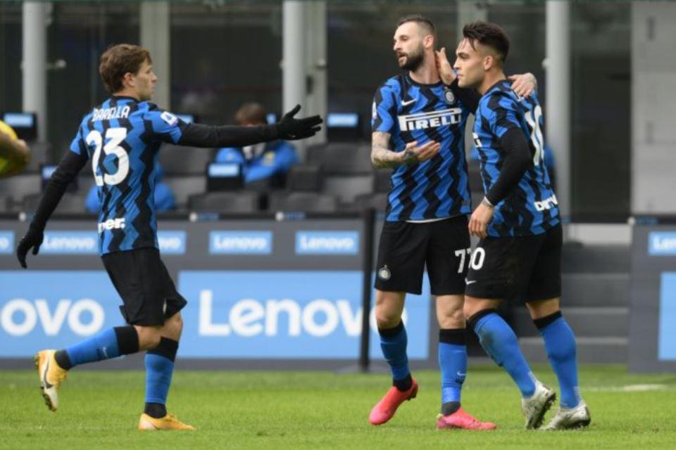 Inter Milan Ingin Segera Perpanjang Kontrak Dua Pemain Ini