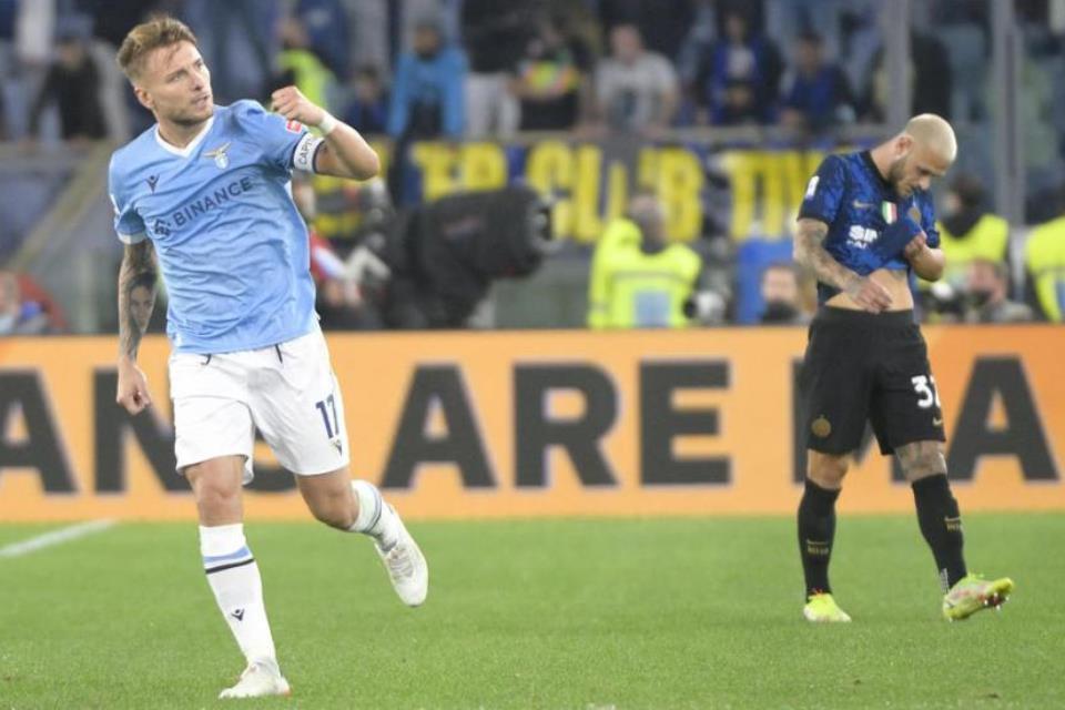 Inter Milan Sangat Buruk, Memang Layak Kalah dari Lazio