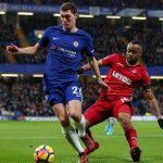 Jadilah Legenda di Chelsea, Andreas Christensen