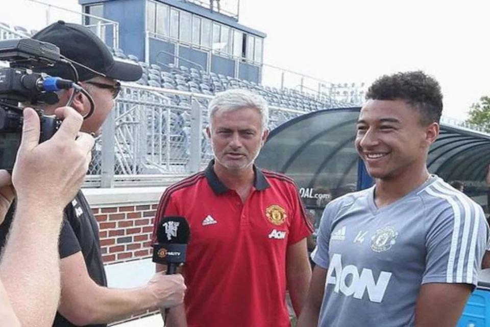 Jesse Lingard Ungkap Hal Yang Paling Tidak Disuka Jose Mourinho