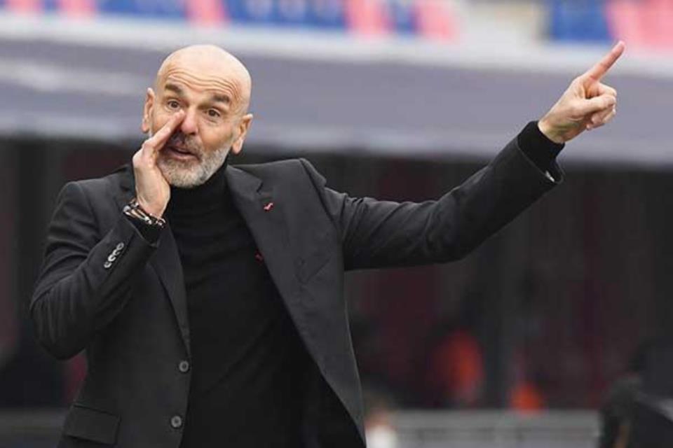 Kode Keras! Sudah 100 Laga Bersama AC Milan, Pioli Mau Lebih Banyak Lagi