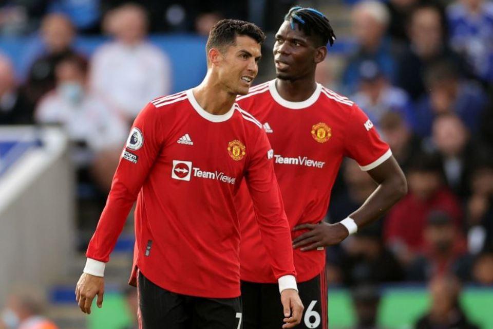 Man United Mulai Akrab dengan Kekalahan, Pogba Frustasi