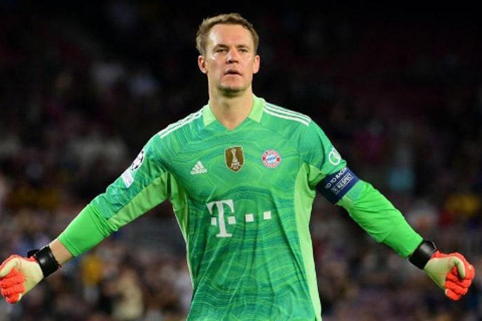 Neuer Tidak Akan Pensiun di Usia 40 Tahun