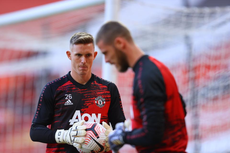 Masa Adaptasi Selesai, Dean Henderson Siap Unjuk Gigi di Man United