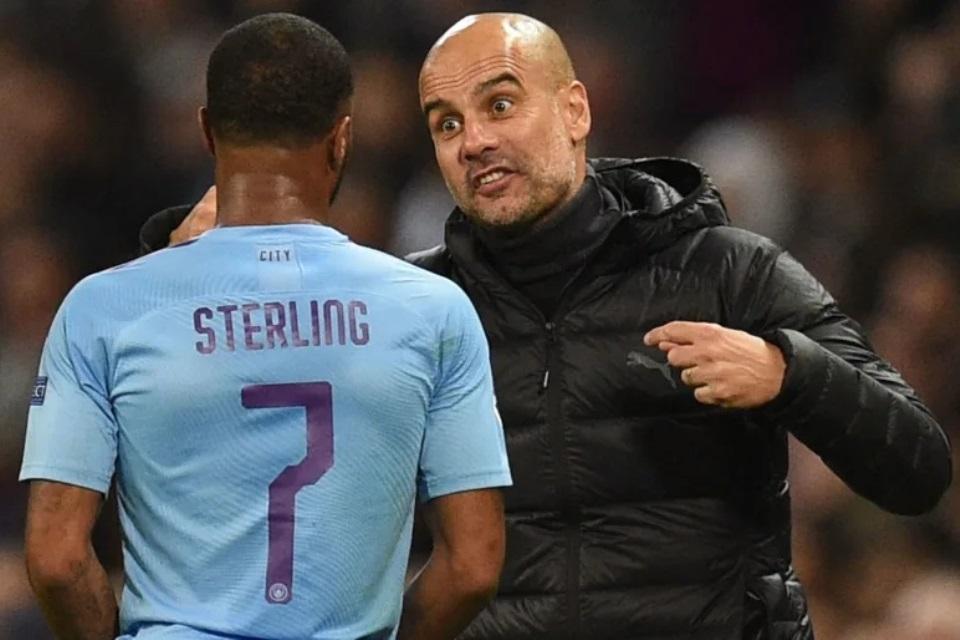 Menanti Akhir Perang Dingin Guardiola vs Sterling