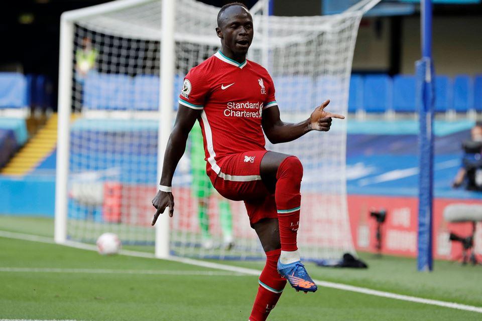 Menanti Gol ke-100 Sadio Mane di Premier League