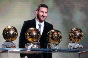 Mustahil Messi Menang Ballon d'Or 2021, Begini Alasannya!