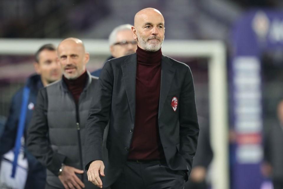 Milan Dalam Tren Oke, Stefano Pioli Dapat Hadiah Kontrak Baru