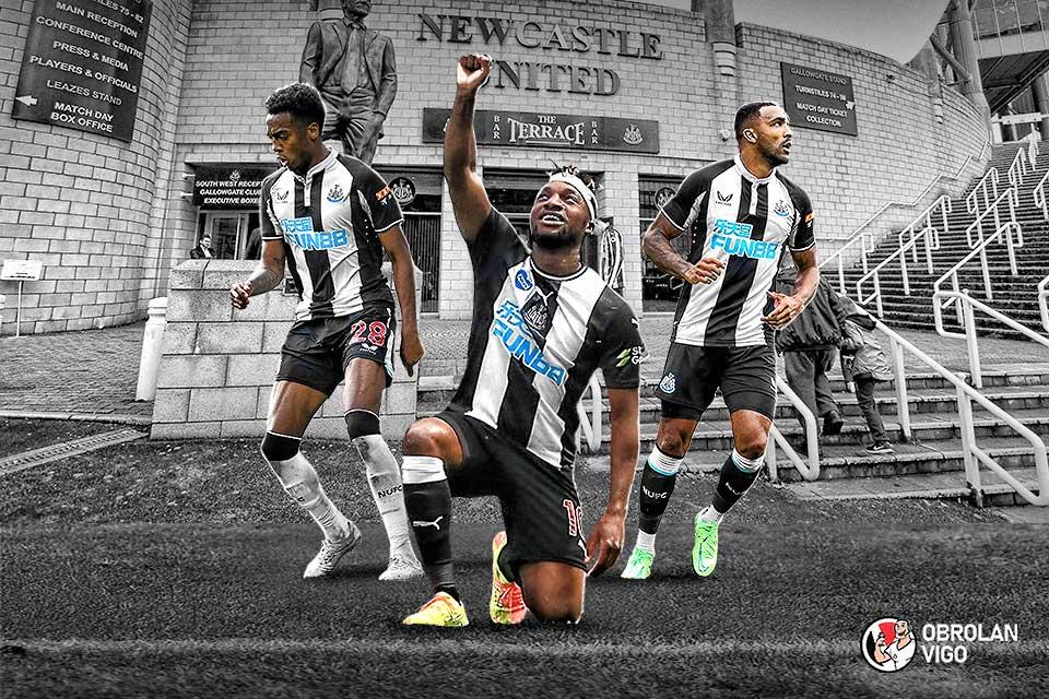 Obrolan Vigo: Newcastle United dan Kejayaan yang Harusnya Terulang