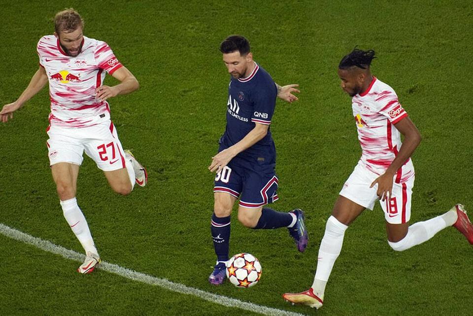 Dikalahkan PSG dua Pemain Leipzig Memberikan Komentarnya.