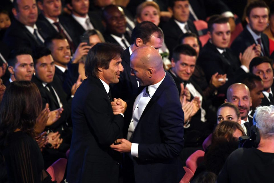Perbandingan Statistik Super Conte vs Zidane, Calon Manajer Anyar Man United