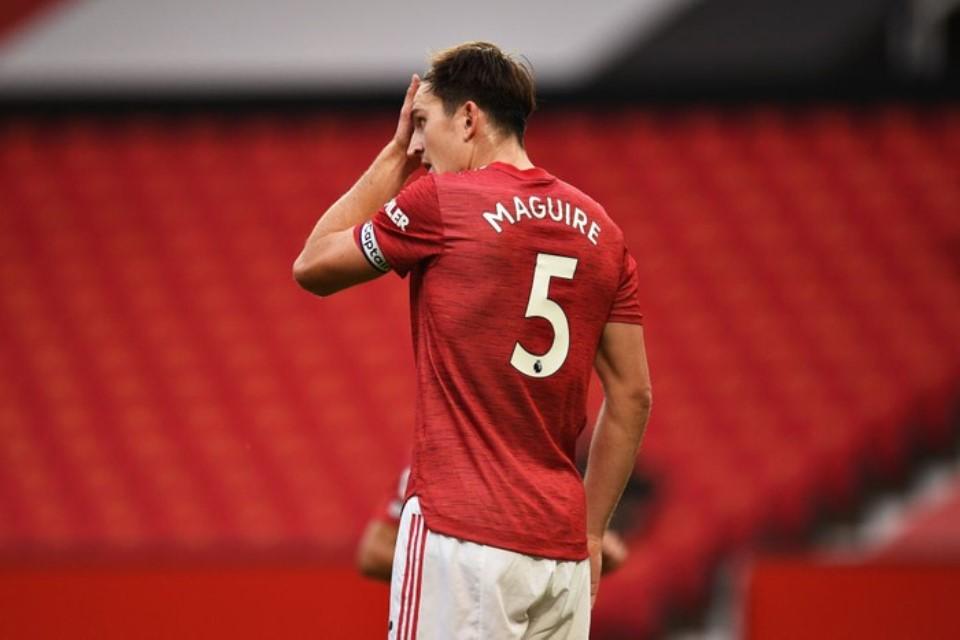Rekor 30 Laga Tandang Man United Putus Karena Dua Blunder Maguire