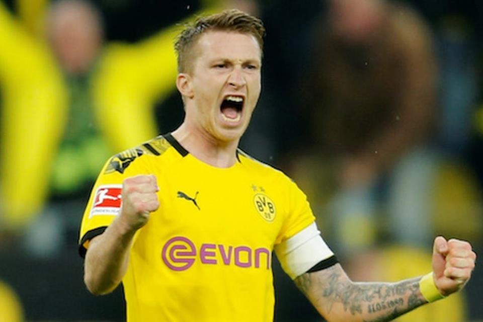 Menanti Tuah Kapten Dortmund di Liga Champions