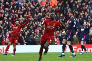 Selamat! Sadio Mane Sudah 100 Gol di Liga Inggris