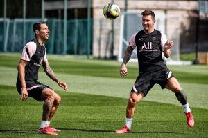 Senangnya Di Maria Akhirnya Bisa Berjodoh dengan Messi di PSG