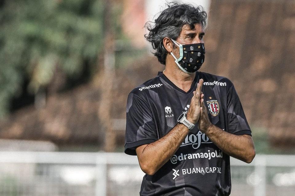 Teco Berharap Bali United Raih Banyak Kemenangan di Seri Kedua