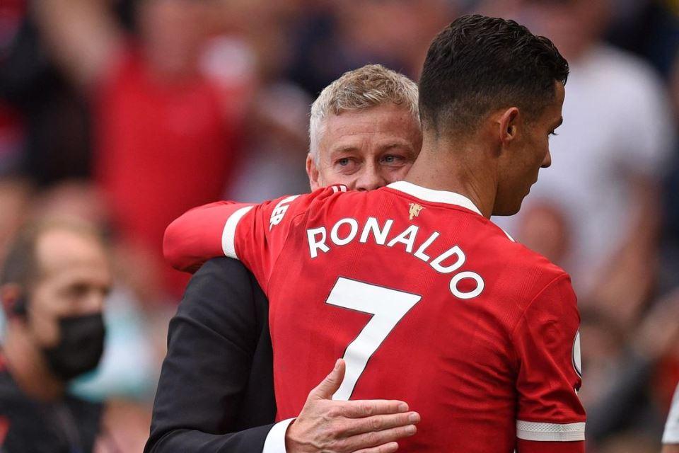 Tanpa Ronaldo, Man United-nya Solskjaer Biasa Saja
