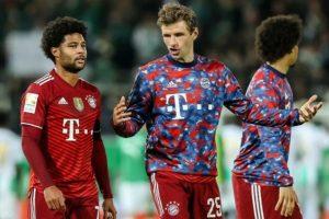 Muller Tidak Ingin Bicarakan Lebih Jauh Tentang Masa Depannya