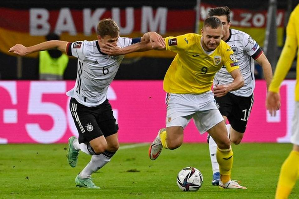 Hadapi Romania Pelatih Jerman Akui Cukup Kesulitan