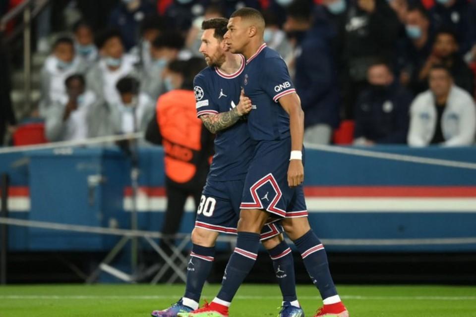 Top! Messi Bisa Hat-trick, Tapi Penalti Dikasih ke Mbappe