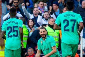 Perkenalkan Trio Baru Milik Real Madrid: Benzema, Rodrygo dan Vinicius