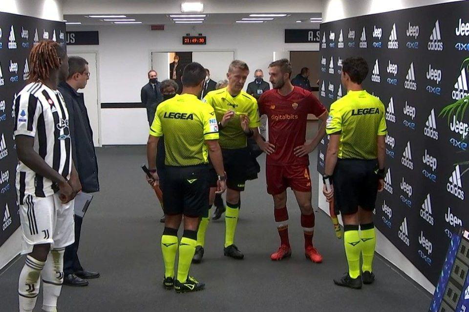 Wasit Terlalu Cepat Tiup Peluit, Roma Pun Kalah dari Juventus