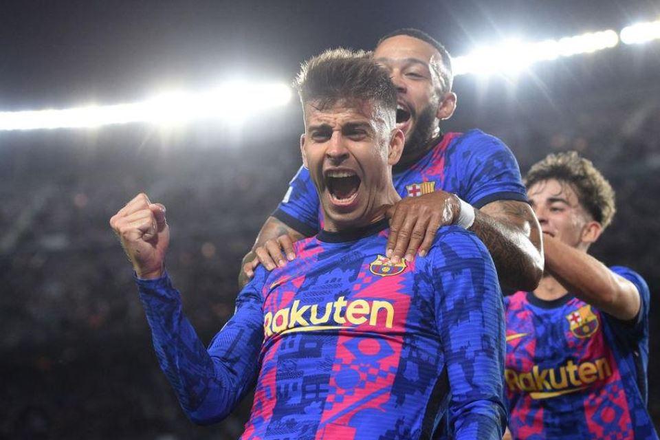 Menang Atas Dinamo Kiev, Barcelona Pede Menatap El Clasico