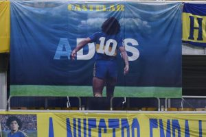 Desember Nanti, Barcelona Akan Mainkan Diego Maradona Cup