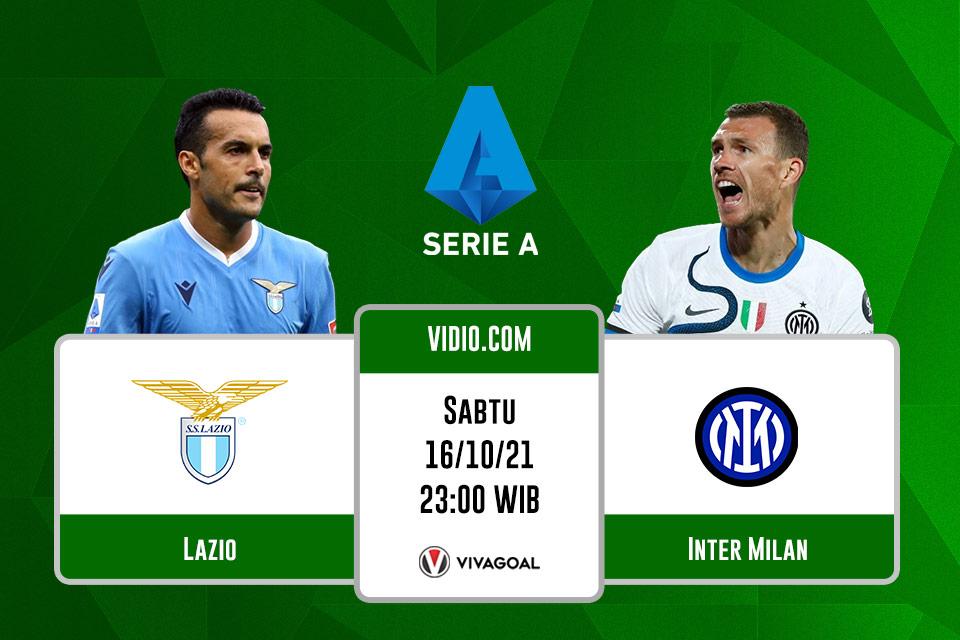 Lazio vs Inter Milan: Prediksi dan Link Live Streaming